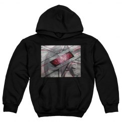 AbstractEnergy Youth Sweatshirt-Jazzy Art