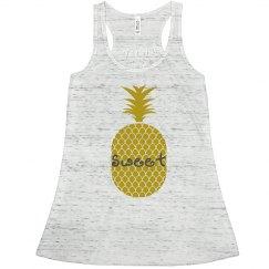 Sweet Pineapple Tank