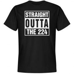Chicago area code 224