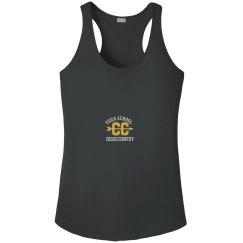 Custom School Cross Country Performance Running Tank