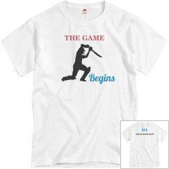 Augusta Cricket Tshirt