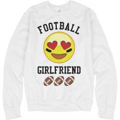 Football Emoji Girlfriend