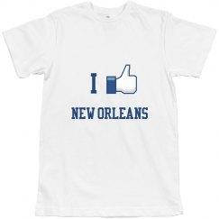 "I ""Like"" New Orleans"