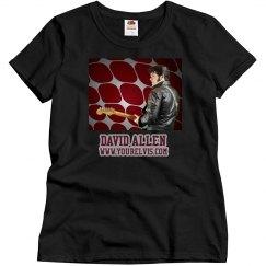 David Allen Ladies Shirt