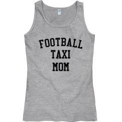 Football taxi mom