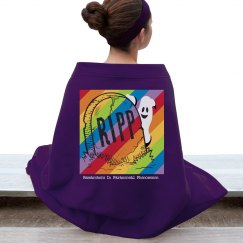 Rainbow RIPP Blanket