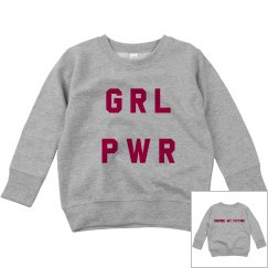Our Future Sweatshirt (Toddler)