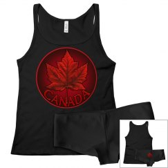 Canada Souvenir Underwear Set