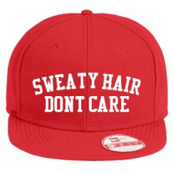 New Era Original Fit Flat Bill Snapback Hat