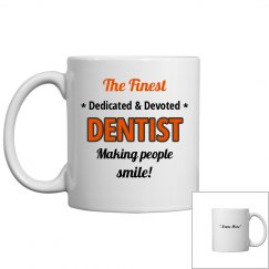 The finest dentist
