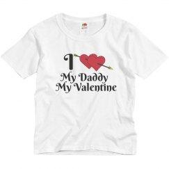 My Daddy My Valentine