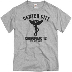 Chiropractic Business Tee