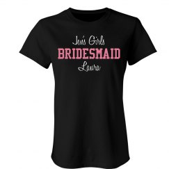 A Bridesmaid Party Tee
