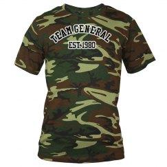 Team General Army Shirts