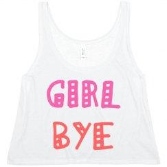 Girl BYE Bella Flowy Tank Top