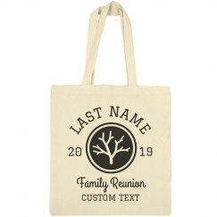 Create Custom Family Reunion Totes for the Group!