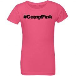 #CompPink Kids' Tee