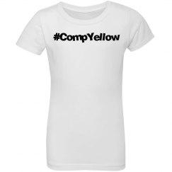 #CompYellow Kids' Tee