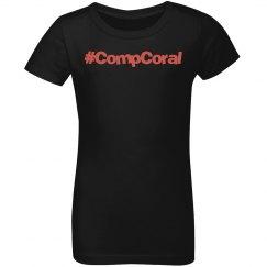 #CompCoral Kids' Tee