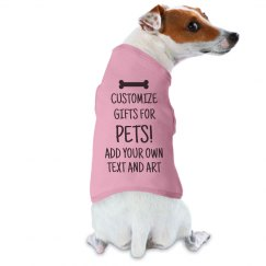 Customize Pet Gifts