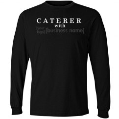 Caterer With Business
