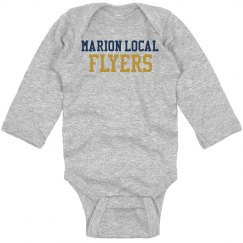 marion local onesie