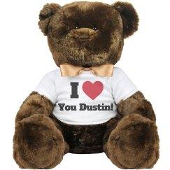 Love You Dustin