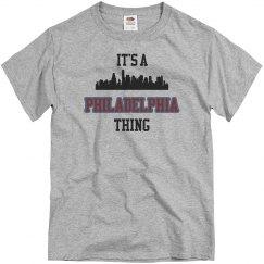 It's a philadelphia thing