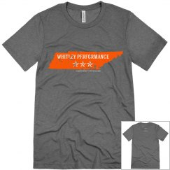 Whitley Performance Tennessee Volunteer Orange