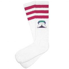 CU Aerialist Socks