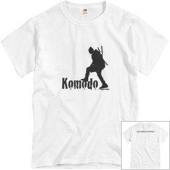 Komodo - DEAD7 shirt