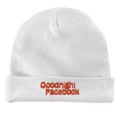 Goodnight FB baby hat