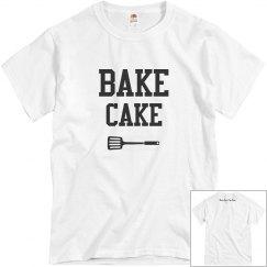 Bake Cake Men's Grey