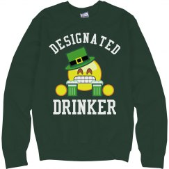 St. Patrick's Designated Drinker