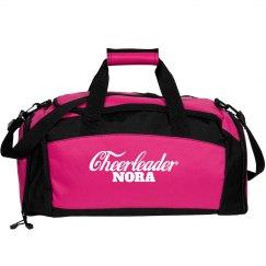 Nora. Cheerleader
