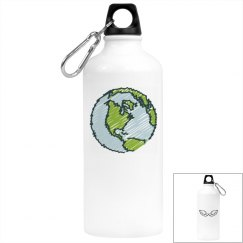 Earth Angel Water Bottle