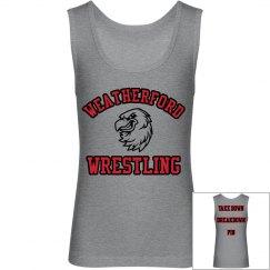 Wrestling tank top