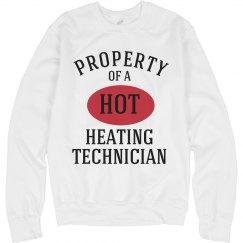 Hot Heating Technician