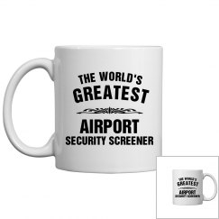 Airport Security Screener