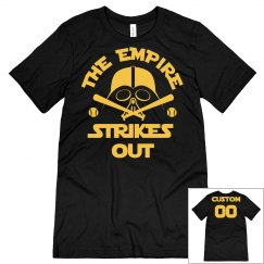 The Empire Strikes Out Softball