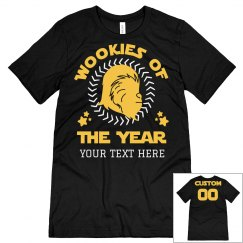 Wookies Of The Year Softball Group