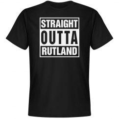 Straight outta Rutland