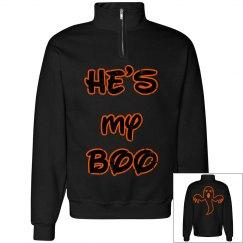 He's my Boo