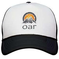 OAR mtn Hat distressed