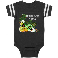 Irish for a day, Onesie