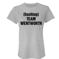 Team Wentworth Womens Tee