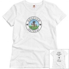 Blue Shirt - RR - Crazy Dog Parent