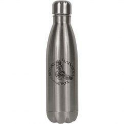 MMS Stainless Steel Water Bottle