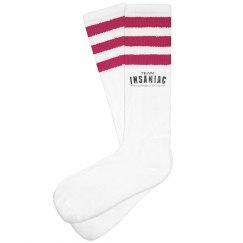 Team Insaniac Knee Socks