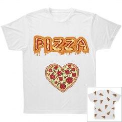 Fun Pizza Tee Shirt